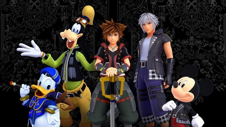 "Square Enix набирает сотрудников для разработки следующей Kingdom Hearts"""