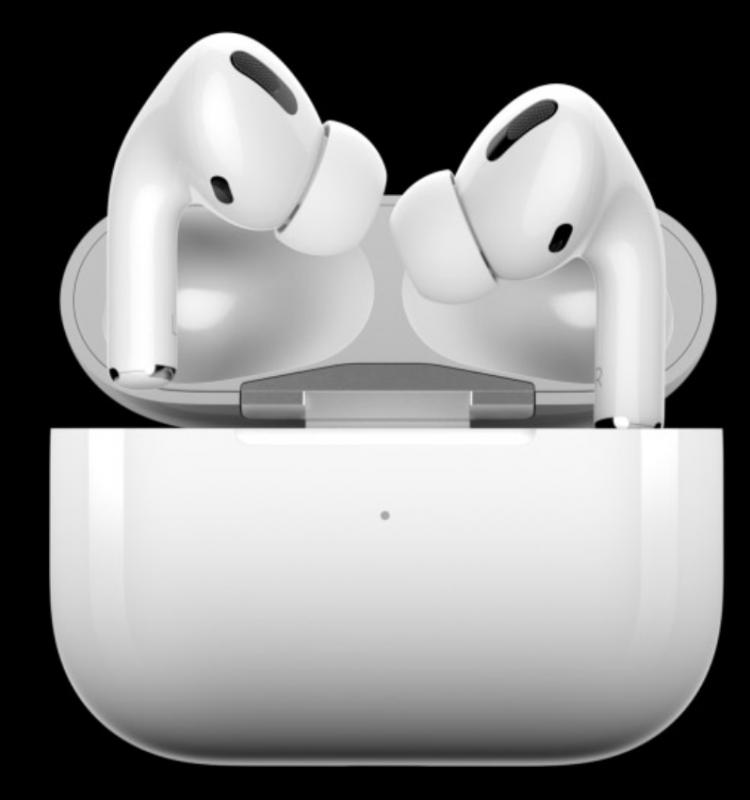 "Apple анонсировала AirPods Pro — наушники с шумоподавлением за $249"""