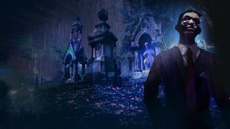 "Видео: геймплейный трейлер мистической новеллы Vampire: The Masquerade – Coteries of New York"""