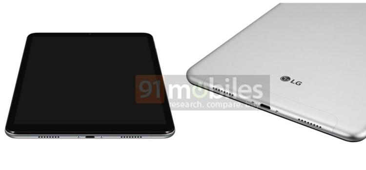 """LG G Pad 8: рендеры и некоторые характеристики будущего планшета"""""""