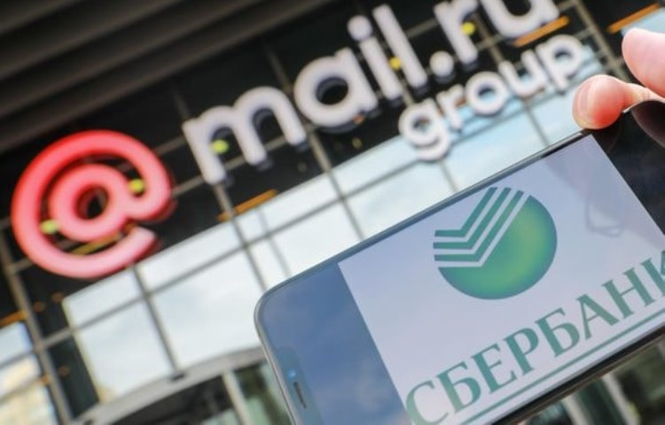 """Сбербанк до конца года собирается стать совладельцем Mail.ru"""""""