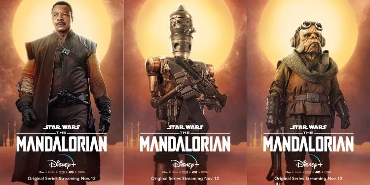 """Трейлер шоу «Мандалорец» по «Звёздным войнам» обещает эпичную историю 12 ноября на Disney+"""""""