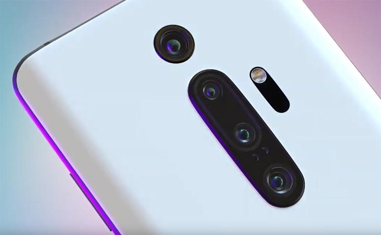 """Смартфоны Xiaomi Redmi K30 и Redmi K30 Pro позируют на рендерах"""""""