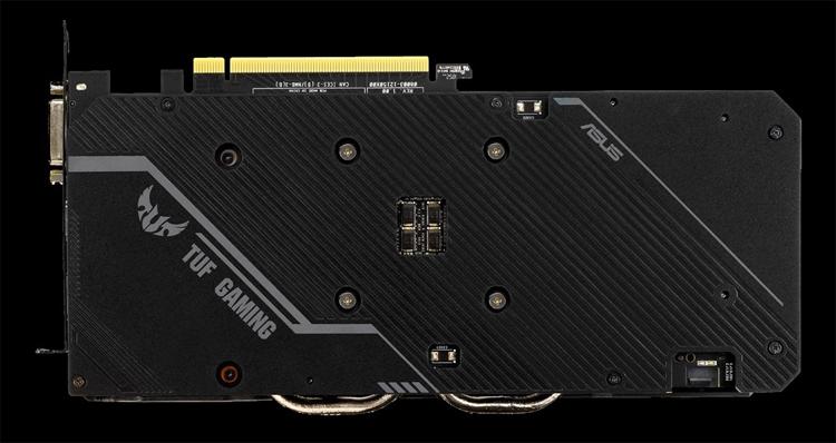 """Частота чипа видеокарты ASUS TUF Gaming X3 GeForce GTX 1660 Super OC достигает 1860 МГц"""""""
