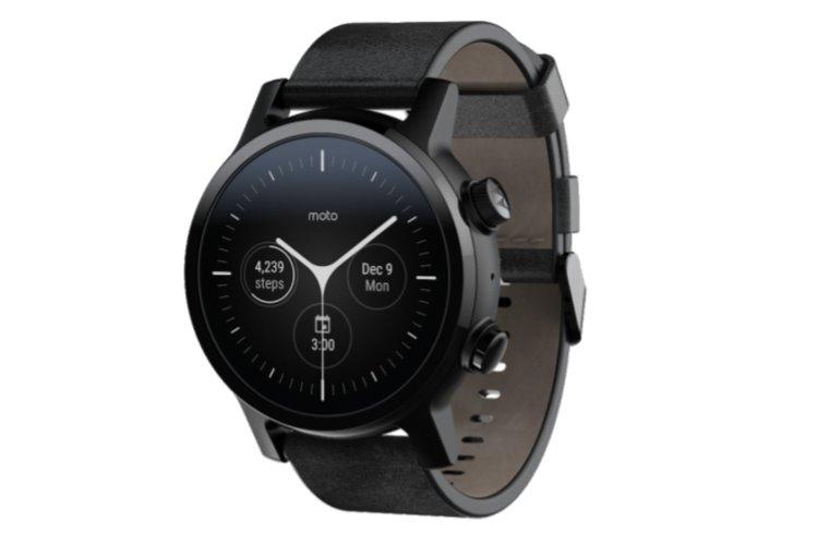 """Смарт-часы Moto 360 возвращаются, но их запускает не Motorola"""""""