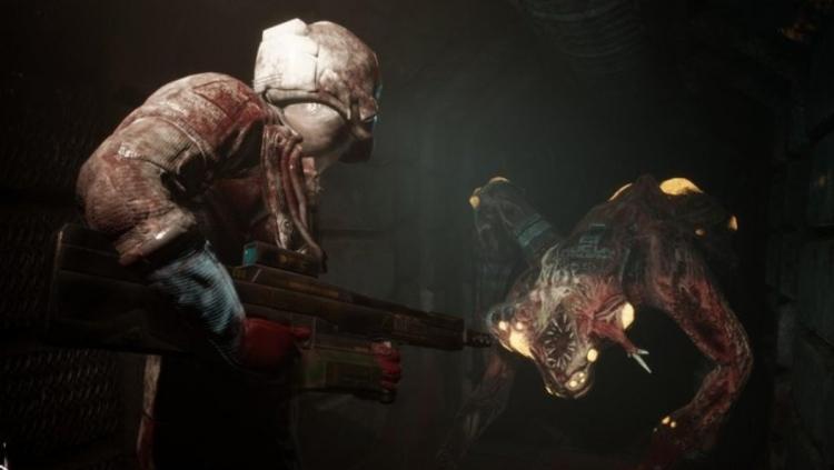 """Видео: расчленение врагов и мрачная атмосфера в Negative Atmosphere — духовном наследнике Dead Space"""""""