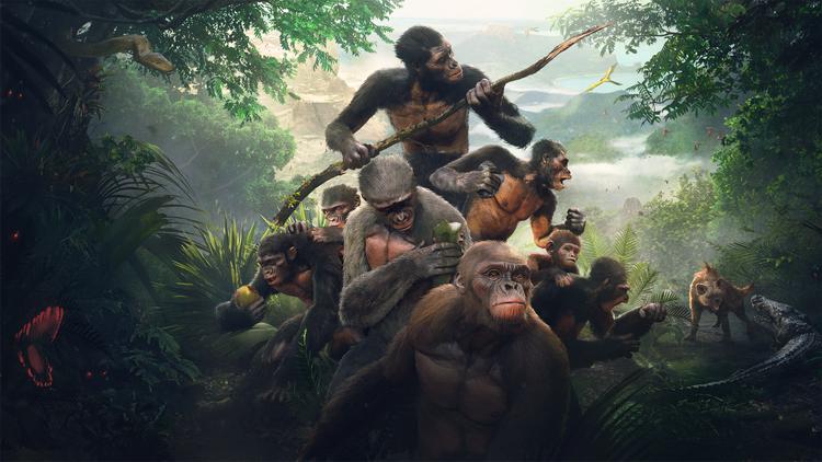 """В декабре консольные игроки станут древними обезьянами — выйдет Ancestors: The Humankind Odyssey"""""""