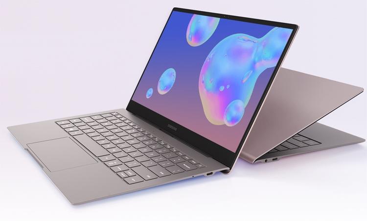 "Samsung оснастит новый ноутбук Galaxy Book S процессором Intel Lakefield"""