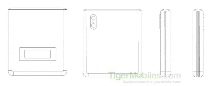 """У Xiaomi может появиться гибкий смартфон вертикального сложения"""""""
