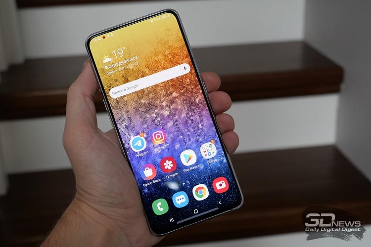 """Samsung нарастит ODM-производство смартфонов в 2020 году"""""""