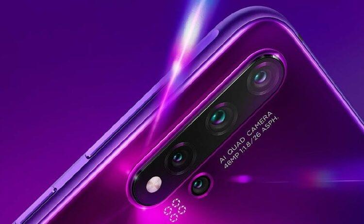 """Смартфон Huawei Nova 6 получит быструю зарядку 40 Вт"""""""