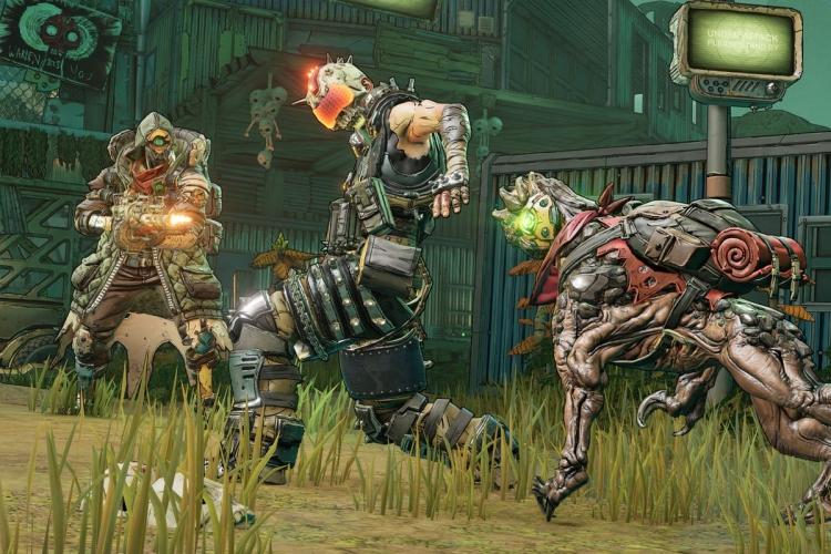 """Хакеры взломали последнюю версию Denuvo в Borderlands 3"""""""