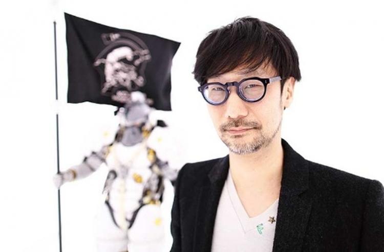"""Хидео Кодзима хотел бы создать игру для VR, но у него «не хватает на это времени»"""""""