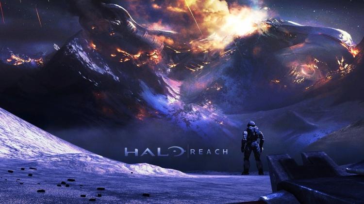 """Видео: в Сети появилось 50 минут игрового процесса Halo: Reach на ПК"""""""