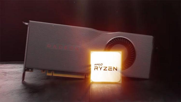 """AMD представила ролик с рекламой оптимизаций под Radeon и Ryzen в последних играх"""""""