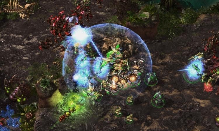 """ИИ AlphaStar стал гроссмейстером StarCraft II: он играет лучше, чем 99,8 % пользователей"""""""