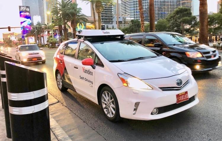 """«Яндекс.Такси» и Uber организуют совместное предприятие для развития автономного транспорта"""""""