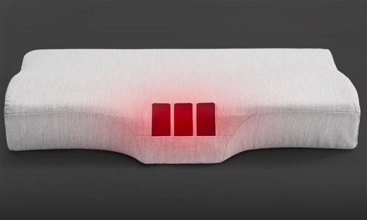 """«Умная» подушка Xiaomi получит массажер и стереодинамики"""""""