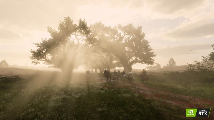 "NVIDIA намекнула на появление рейтрейсинга в PC-версии Red Dead Redemption 2"""
