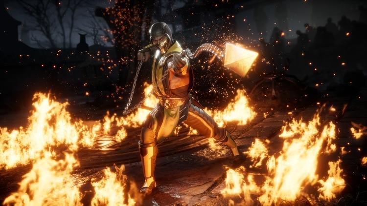 """«Окончание сюжета, но не серии»: Эд Бун пообещал фанатам Mortal Kombat «большой сюрприз» в 2020 году"""""""