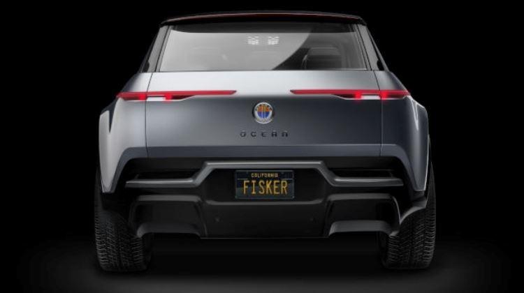 """Полностью электрический внедорожник Fisker Ocean дебютирует в январе 2020 года"""""""