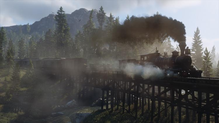 "Rockstar представила короткий, но красочный трейлер к запуску Red Dead Redemption 2 на ПК"""