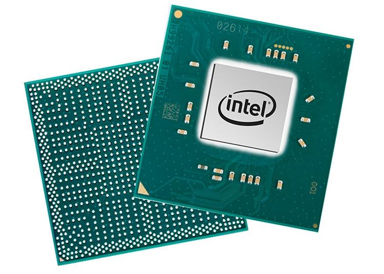 """Intel представила мобильные процессоры Pentium и Celeron в семействе Comet Lake-U"""""""
