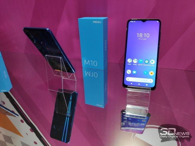 """Meizu возвращается в Россию с тремя смартфонами"""""""