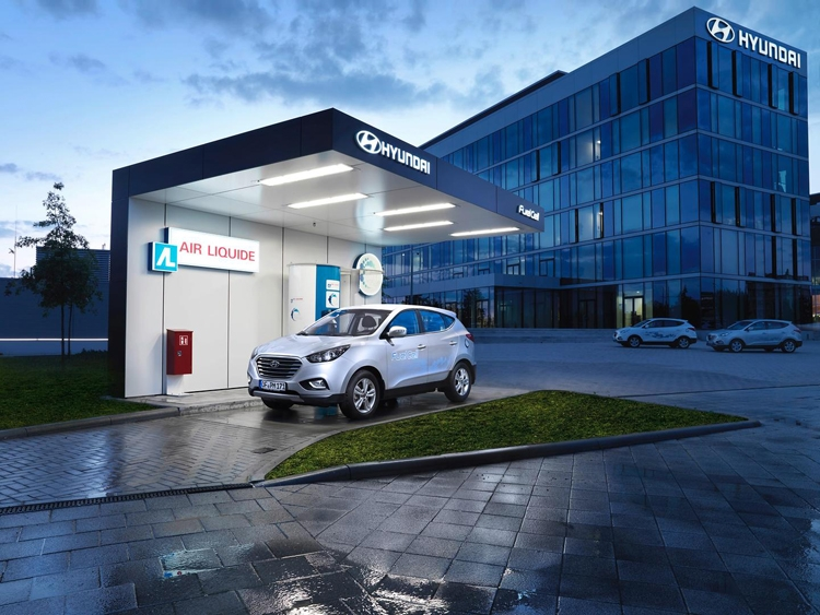 "Hyundai ускоряет развитие технологий для водородного транспорта"""