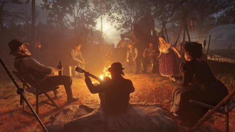 """NVIDIA уточнила, что в Red Dead Redemption 2 не будет трассировки лучей"""""""