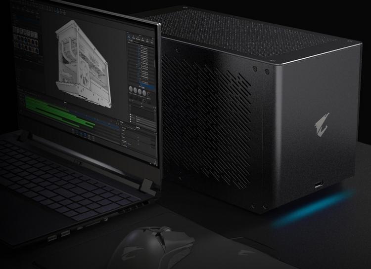 "Gigabyte Aorus RTX 2080 Ti Gaming Box: самая мощная внешняя видеокарта"""