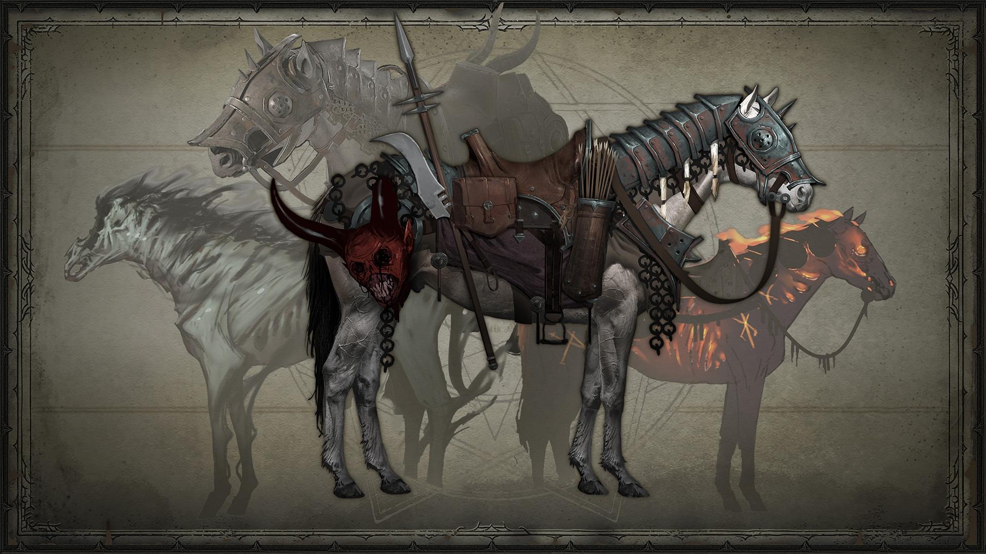 Премьера анонсирующего трейлера игры 'Diablo IV'