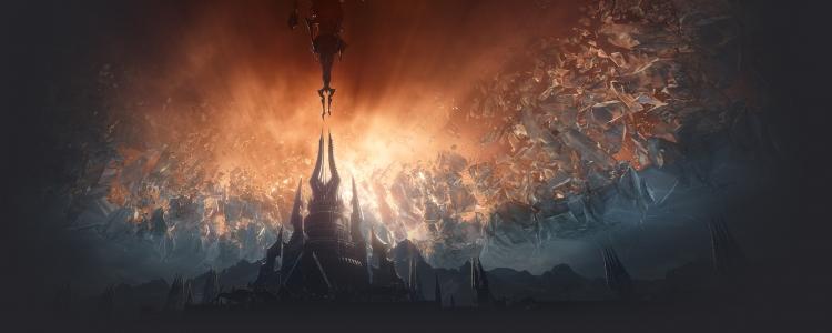 """Видео: Blizzard представила следующее расширение World of Warcraft — Shadowlands"""""""