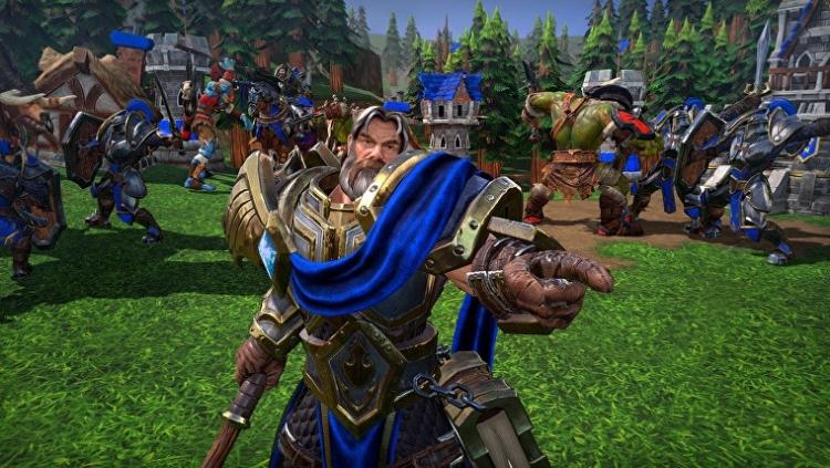 """Blizzard отказалась переделывать сюжет Warcraft 3: Reforged в соответствии с канонами WoW"""""""