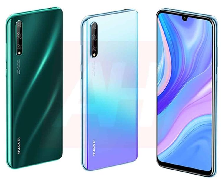 "Смартфоны Huawei P Smart 2020 и Nova 6 предстали на рендерах"""