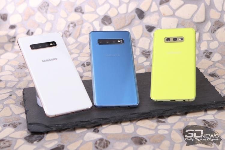 """Смартфон Galaxy S10 Lite превзойдёт по ёмкости батареи всех других представителей семейства"""""""