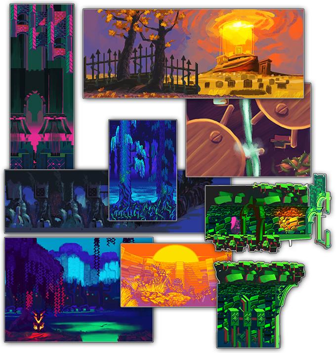 """Студия-разработчик Sonic Mania собирает деньги на новую игру — Vertebreaker"""""""