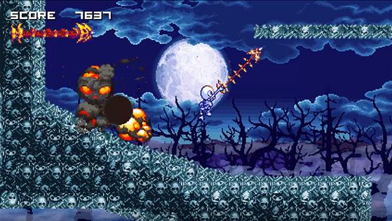 Студия-разработчик Sonic Mania собирает деньги на новую игру — Vertebreaker