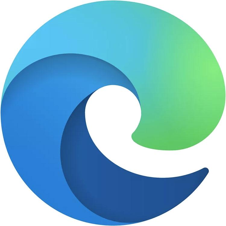 """Microsoft представила новый логотип браузера Edge, который больше не похож на IE"""""""