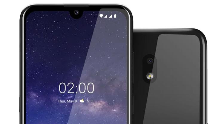 """На подходе бюджетный смартфон Nokia 2.3 на платформе Mediatek"""""""