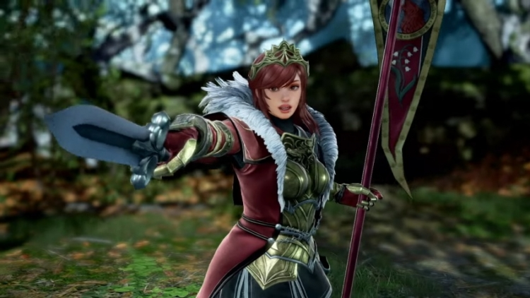 """Видео: в файтинге Soulcalibur VI появится королева Хильда"""""""