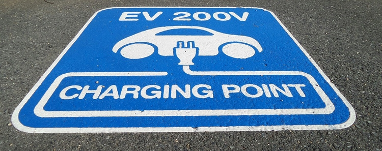 """Германия хочет установить миллион зарядных станций для электромобилей"""""""
