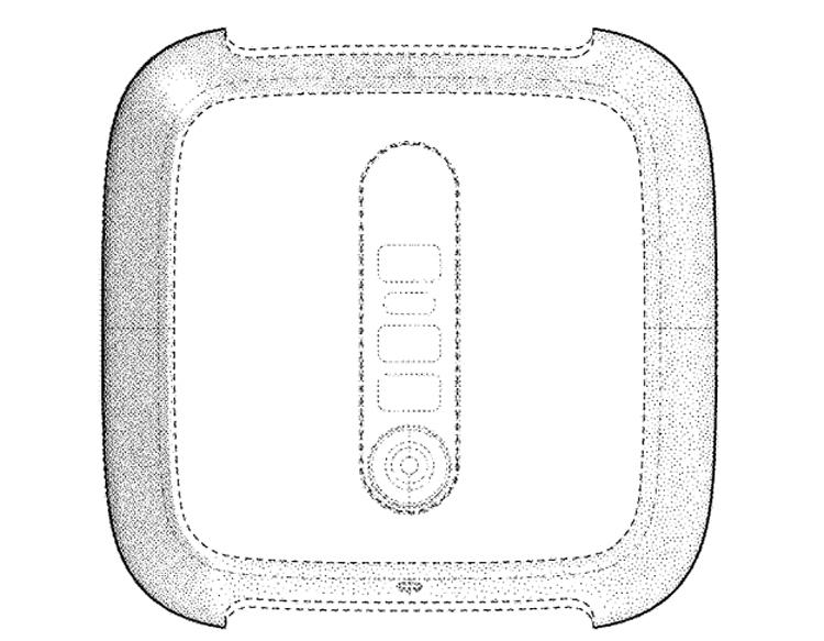 """Fitbit придумала фитнес-капсулу для мониторинга физической активности"""""""