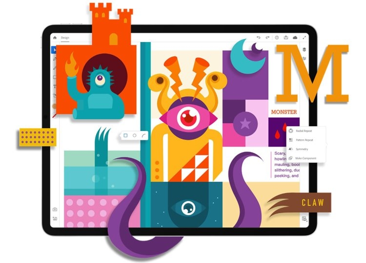 """Приложение Adobe Illustrator выйдет на iPad в 2020 году"""""""