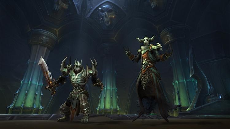 """Blizzard раздумывает над поддержкой трассировки лучей в World of Warcraft: Shadowlands"""""""