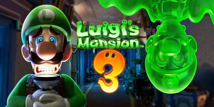 """Британский чарт: Luigi's Mansion 3 быстрее всех продаётся на Switch в этом году, но не взошла на пьедестал"""""""