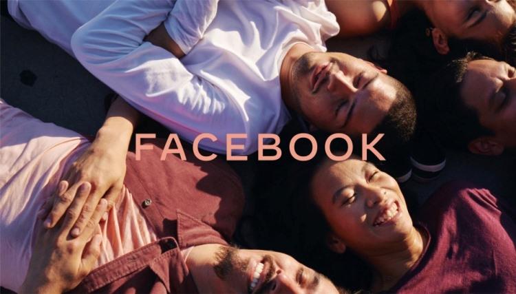 Facebook обновляет собственный логотип