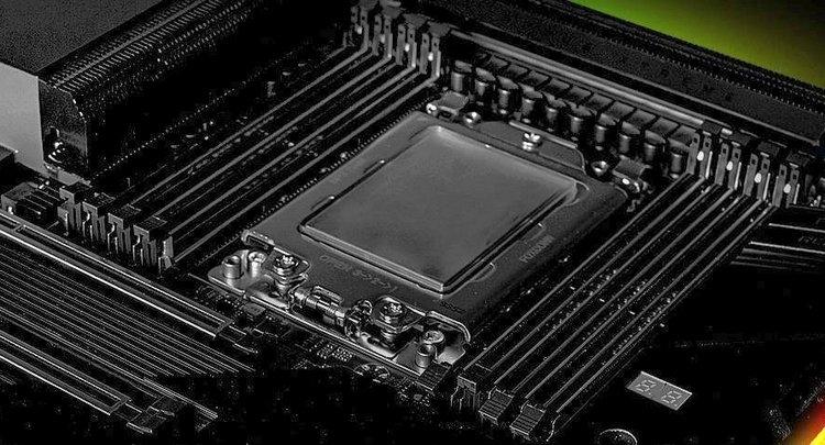 """Процессоры Ryzen Threadripper 3000 будут использовать новый разъём Socket sTRX4"""""""