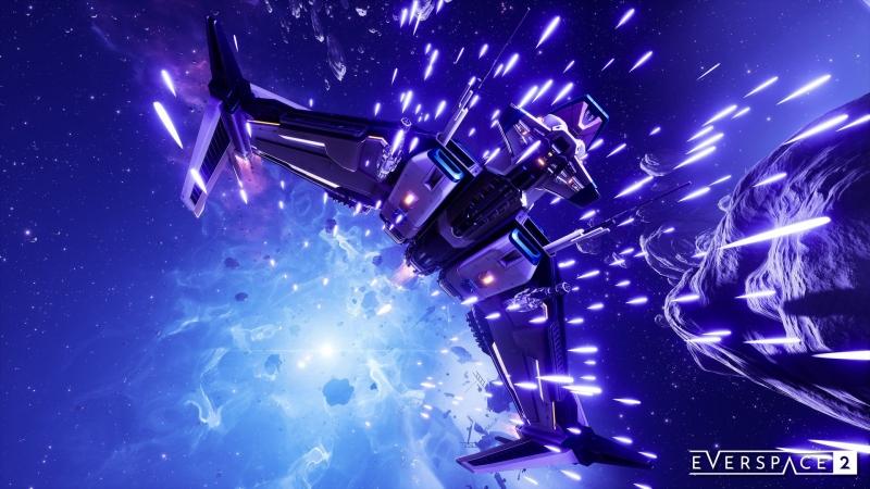 """«Поехали!»: игроки профинансировали разработку космической аркады Everspace 2"""""""