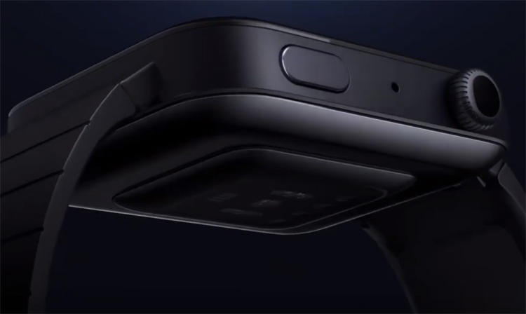 """Xiaomi Mi Watch: смарт-часы с чипом Snapdragon Wear 3100 и поддержкой NFC"""""""